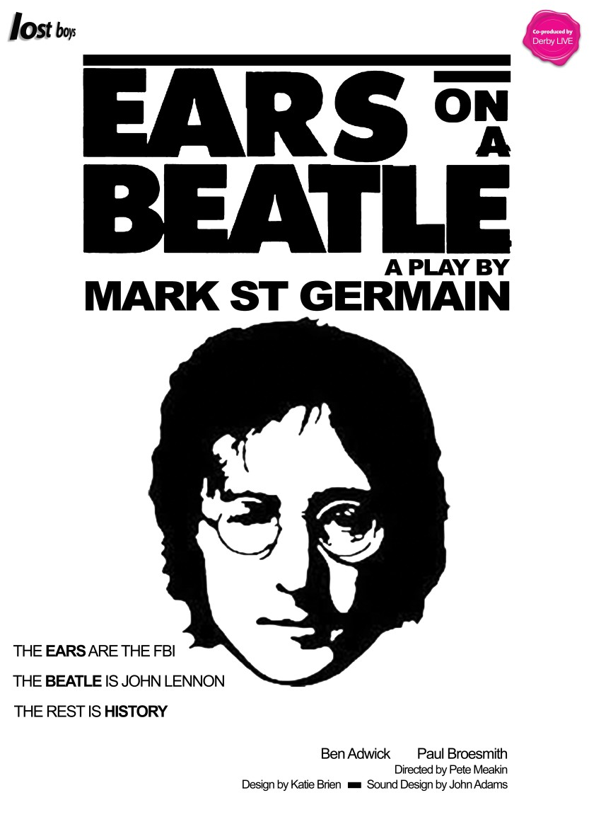 Ears on a Beatle  No dates poster